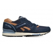 Кроссовки Reebok GL 6000 dark blue - N001